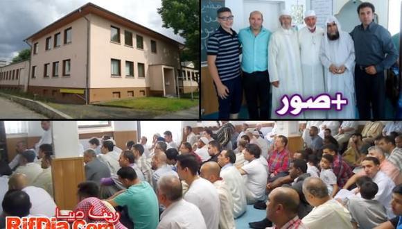 ألمانيا: أجواء عيد الفطر بمسجد بدر بنوي إزنبورك