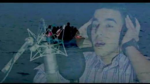 """المنشد الريفي مصعب الحبيب يصدر كليب جديد بعنوان """"الهجرة"""" (شاهد الفيديو)"""