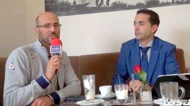 """الورداني عضو الحزب الحاكم بالمانيا يوضح حقيقة خبر تأشيرات """"البحث عن العمل"""" (فيديو)"""