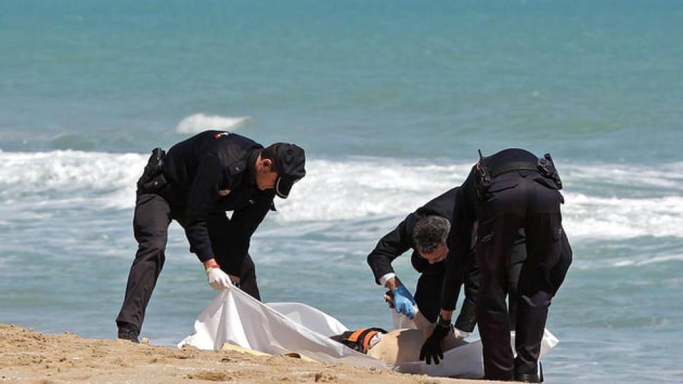 انتشال جثة شاب مغربي بشاطئ سبتة المحتلة