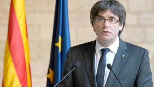 ألمانيا تدرس إمكانية تسليم بوتشيمون إلى السلطات الاسبانية