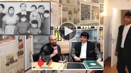 ألمانيا: عبد القادر رفود إبن أول عائلة مغربية بألمانيا.. يتحدث لريف دييا عن أول تجمع عائلي لأسرة مغربية بألمانيا