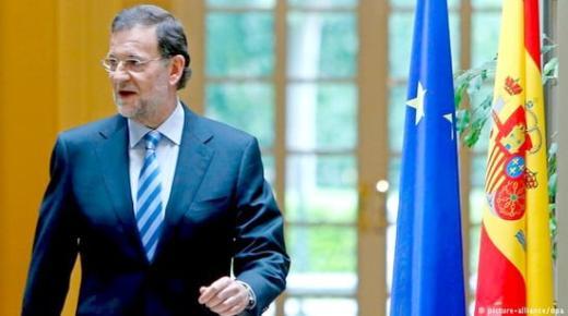 بالفيديو: رئيس الوزراء الاسباني يتلقى لكمة قوية من شاب أثناء جولة قام بها