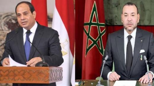بالفيديو:2015 تبدأ على ايقاع ساخن، التلفزة المغربية تصف السيسي لأول مرة بقائد الانقلاب العسكري