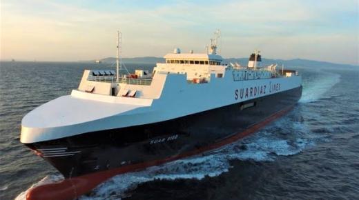 """مجموعة """"سواردياز"""" تُعلن عن إطلاق خط بحري جديد بين طنجة وبرشلونة"""