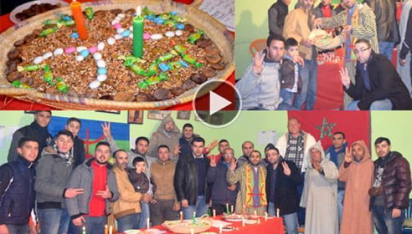 جمعية التواصل بتيزة جماعة بني شيكر تحتفل بالسنة الأمازيغية 2967