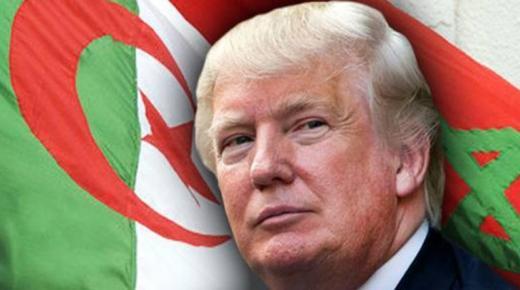 خطيــر.. ترامب يخطط لتقسيم المغرب والجزائر