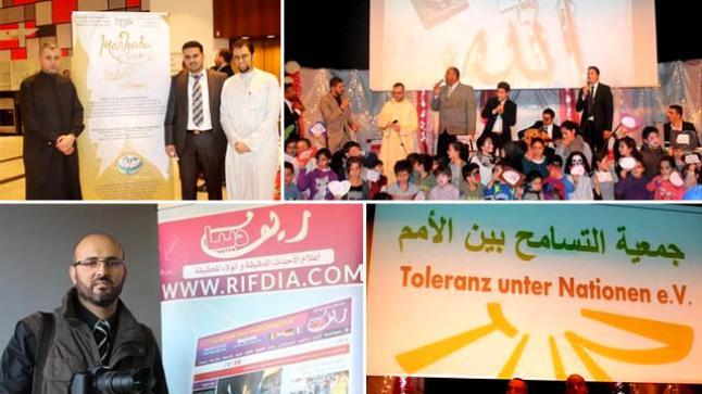 المانيا : جمعية التسامح بين الأمم تبصم على حفل متميز