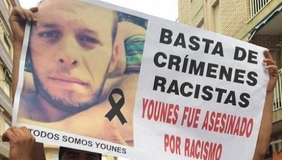 زوجة الشاب المغربي الضحية تكشف تفاصيل جديدة عن الهجوم العنصري
