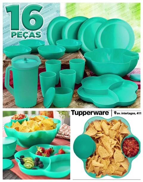 Foto  - Kit Tupperware