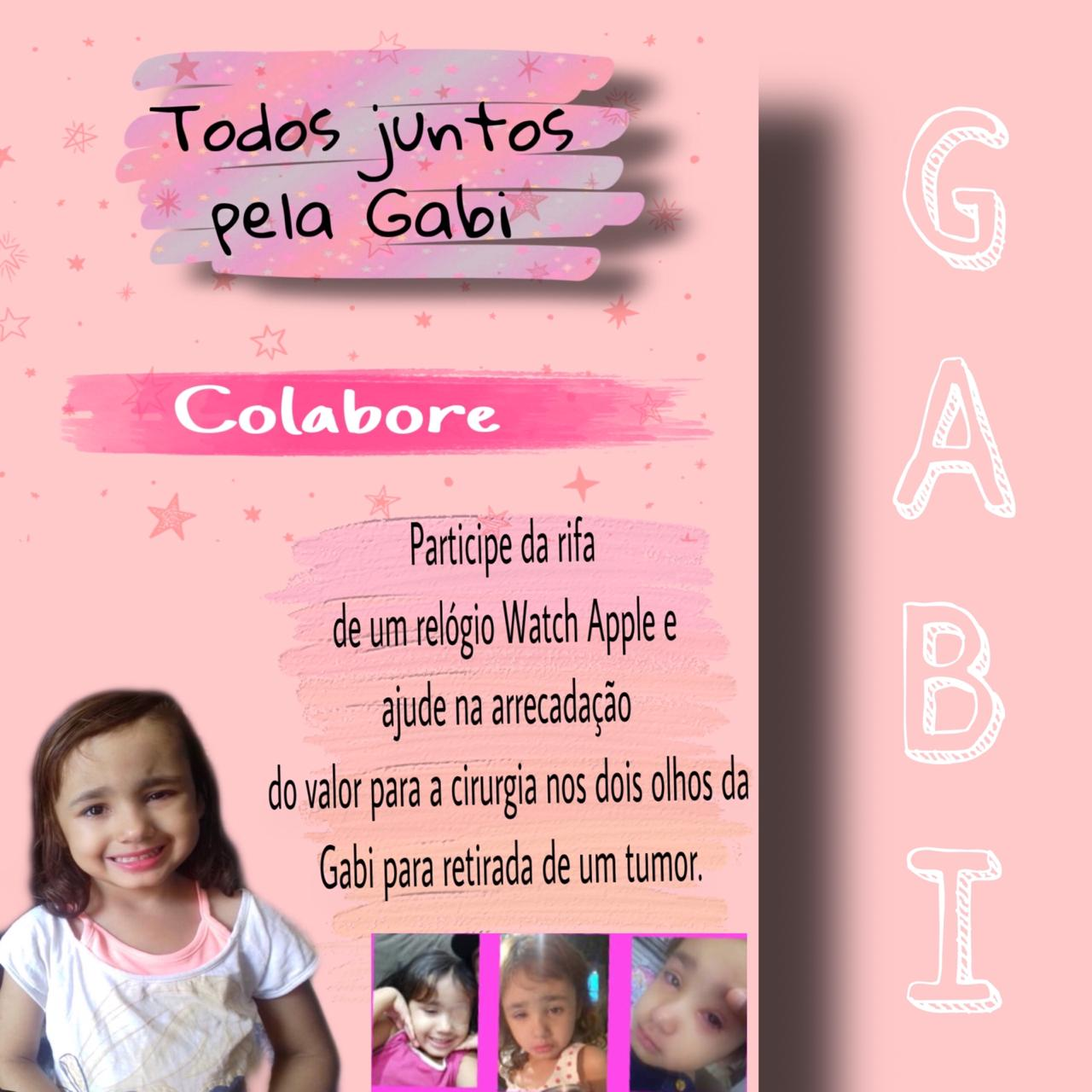 Foto  - Todos juntos pela Gabi