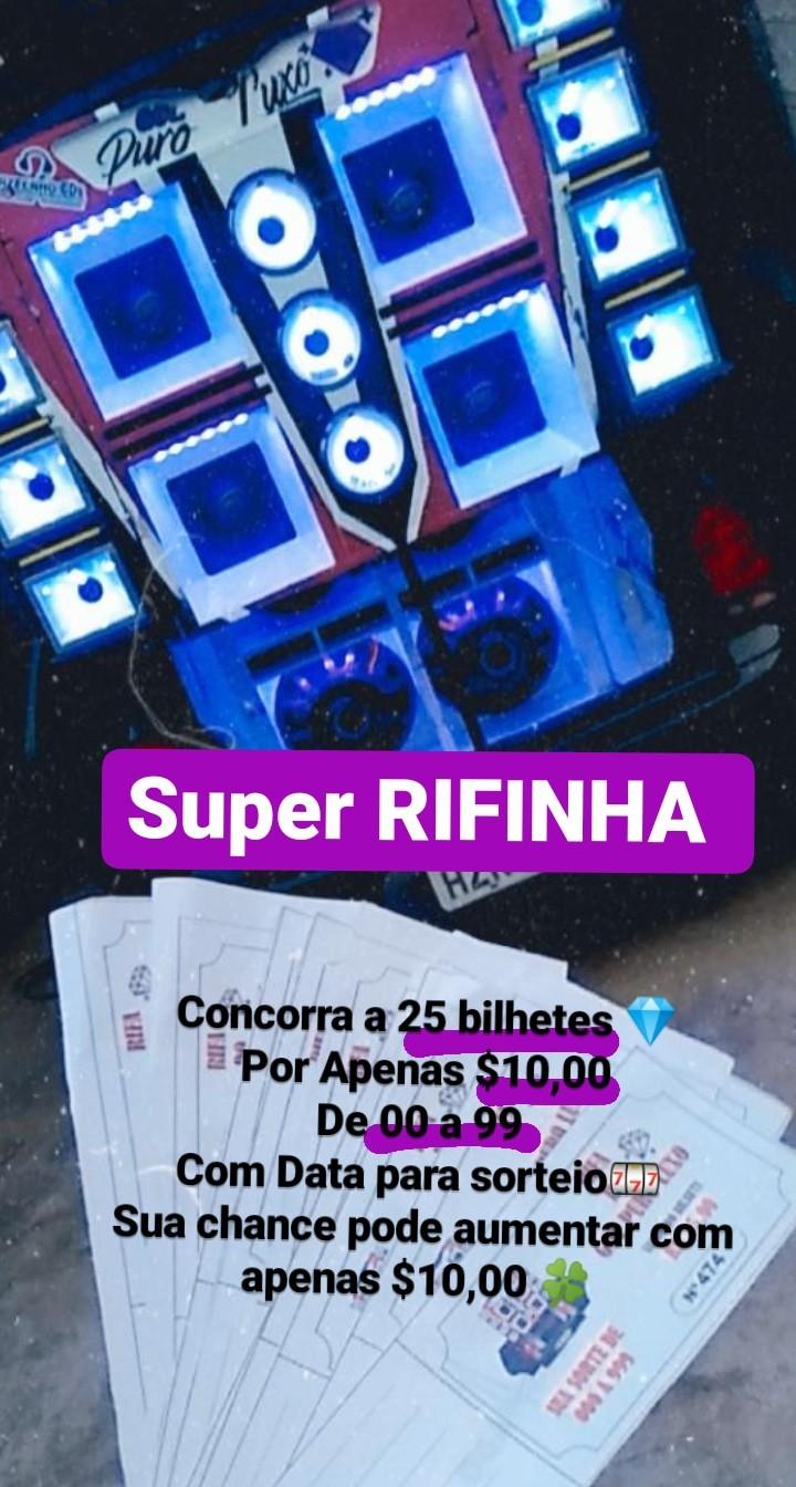 Foto  - SUPER RIFINHA