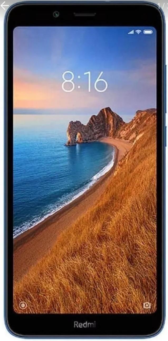 Foto  - Telefone Celular Smartphone Xiaomi Redmi 7 A