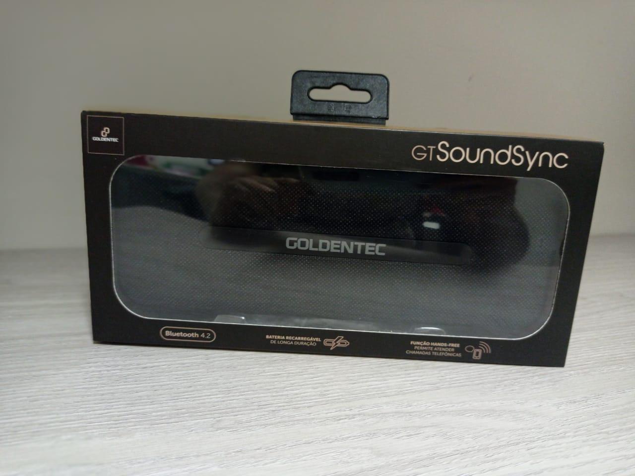 Foto  - AmeClara - Rifa de uma caixa de som da Goldentec