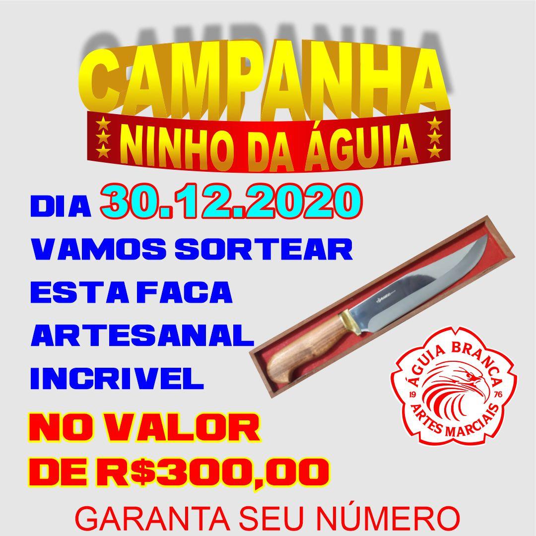 Foto  - [FINALIZADA] CAMPANHA NINHO DA ÁGUIA