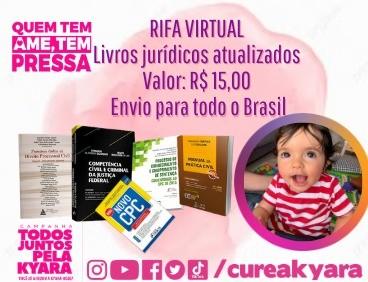 Foto  - [FINALIZADA] @cureakyara - Livros Jurídicos 3