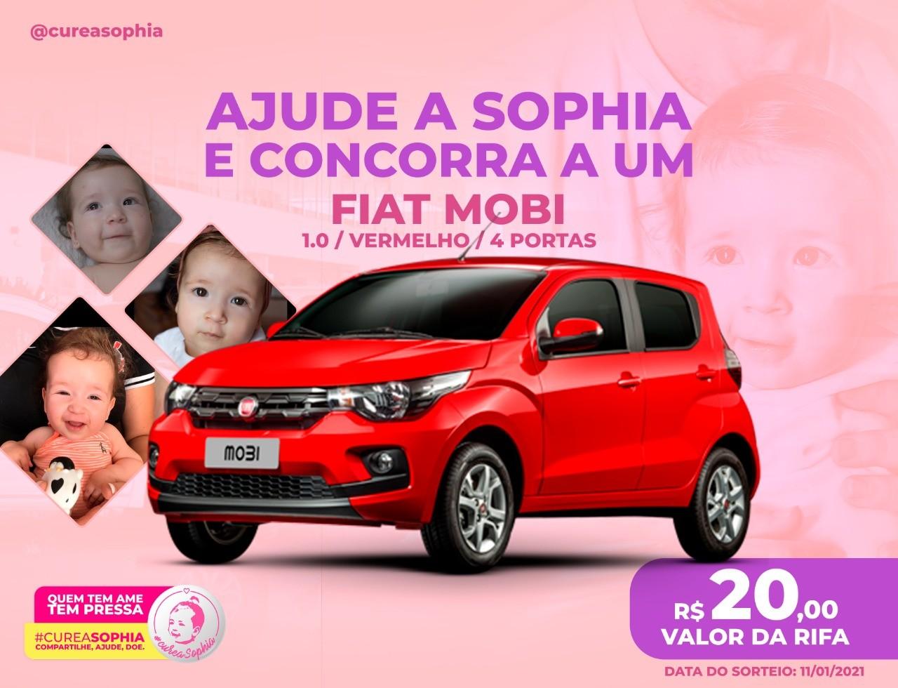 Foto  - [FINALIZADA] @cureasophia - Fiat Mobi 0km