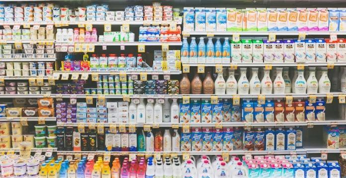 imballaggi raccolta differenziata supermercato