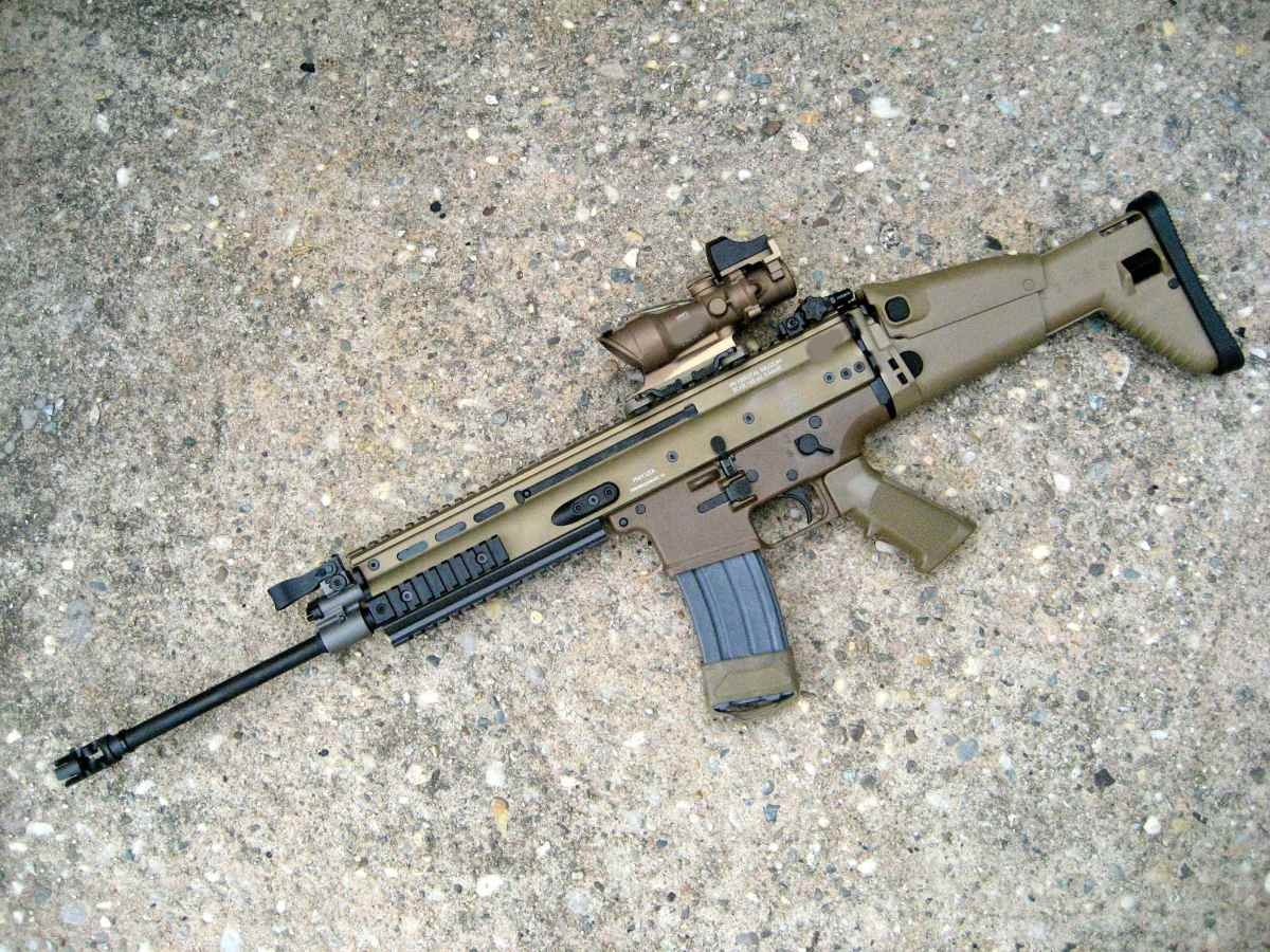 FN SCAR Review: A Shootist's Odyssey: SCARd For Life