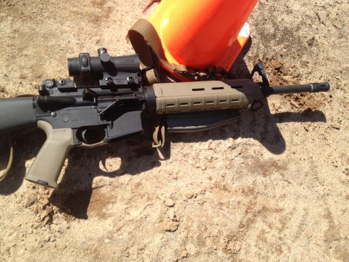 Rock River Arms Mid Length Carbine Kaboom!