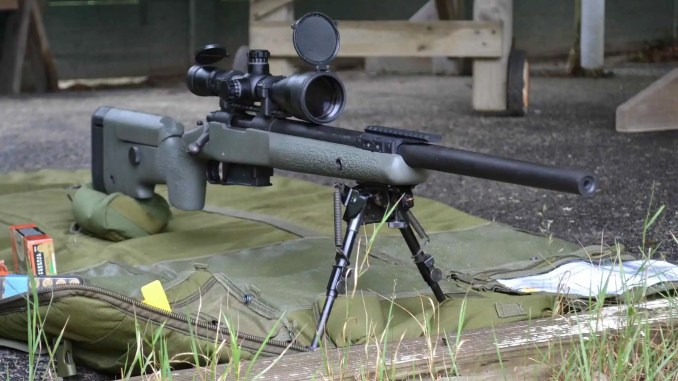 Building A Custom Remington 700 308 Tactical Rifle