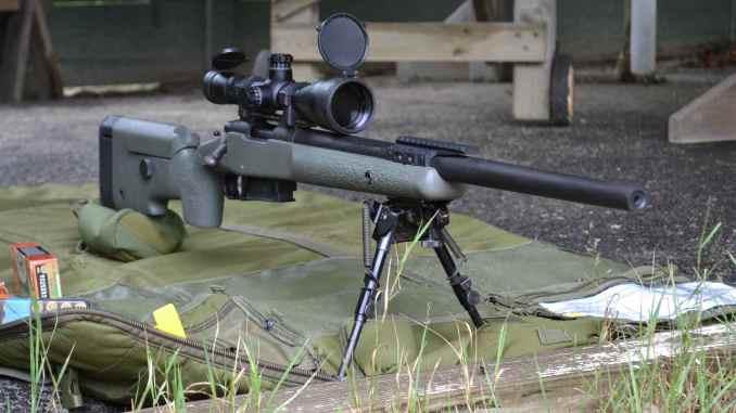 Building a Custom Remington 700 .308 Tactical Rifle – rifleshooter.com