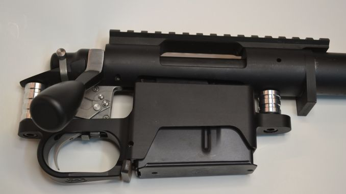 Add a detachable magazine to your Remington 700 by installing