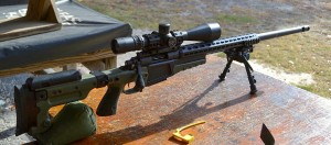Customized Remington 700