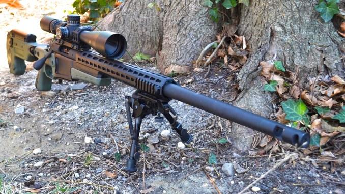 Remington 700 Rebuild: Transforming a Factory 700 AAC Rifle