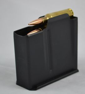 The 6x47 Lapua feeds well from AICS style magazines.