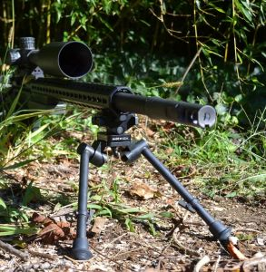 Custom 338 Lapua Magnum Deviant Action 12