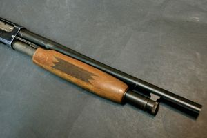 Mossberg 500 18.5 inch barrel file