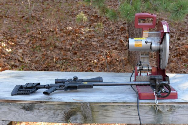 308 barrel velocity first cut