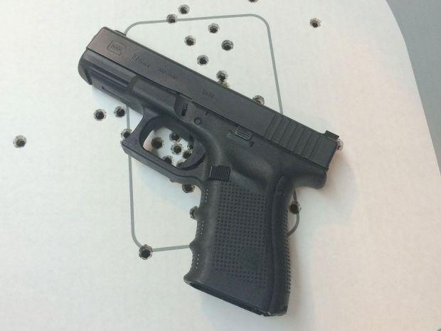 Gen 4 Glock 19 on QIT 99