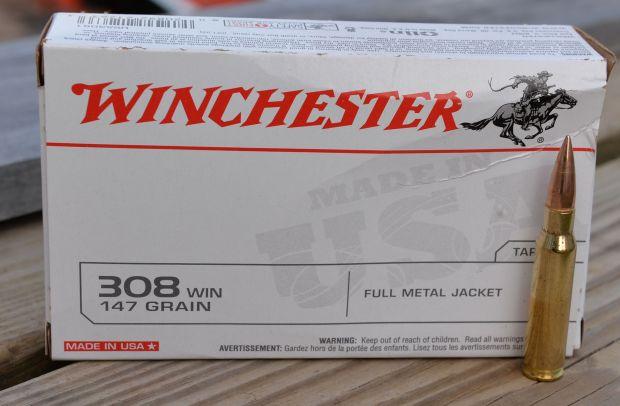 Winchester 147 FMJ