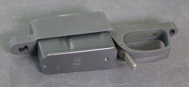 M40A5 A3 Badger M5 bottom metal 2