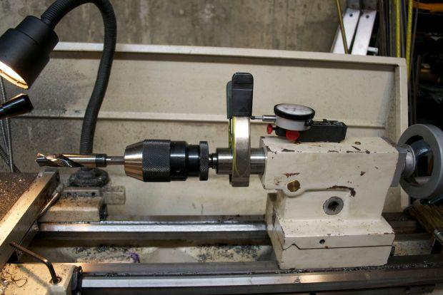drill set up