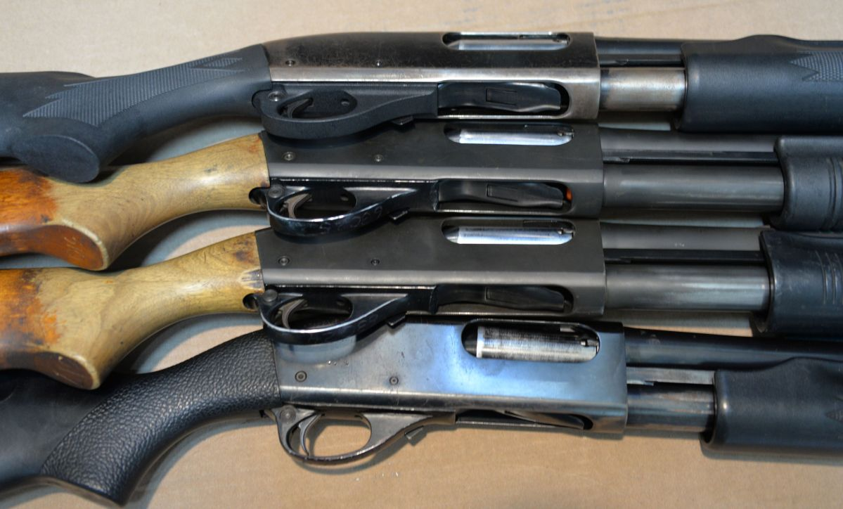 Remington 870 Police Trade-Ins: Good and Ugly!