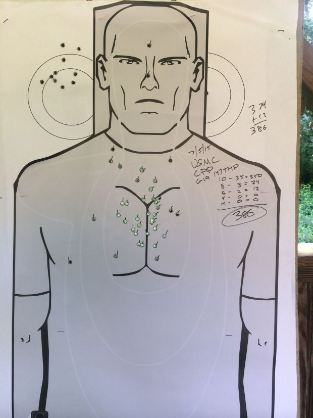 CPP with glock 19