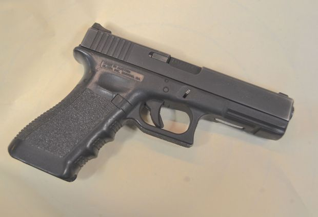Glock 22 for RMR right side