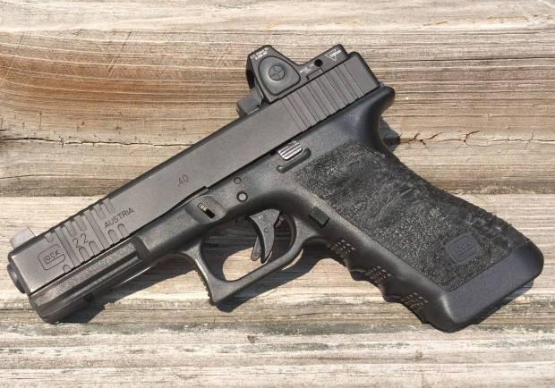 glock 22 RMR