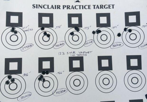 6.5 creedmoor 123 smk varget test target