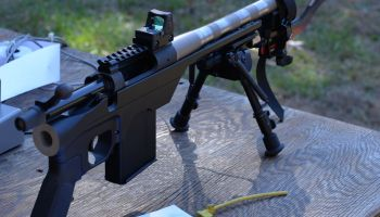 Building a custom 6 5 Creedmoor bolt action pistol