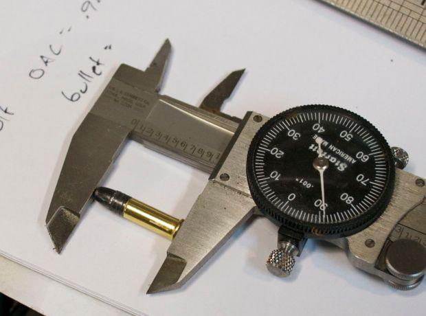 measuring cartridge OAL