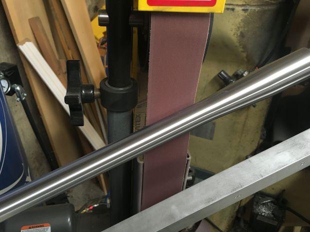 barrel spinner on belt