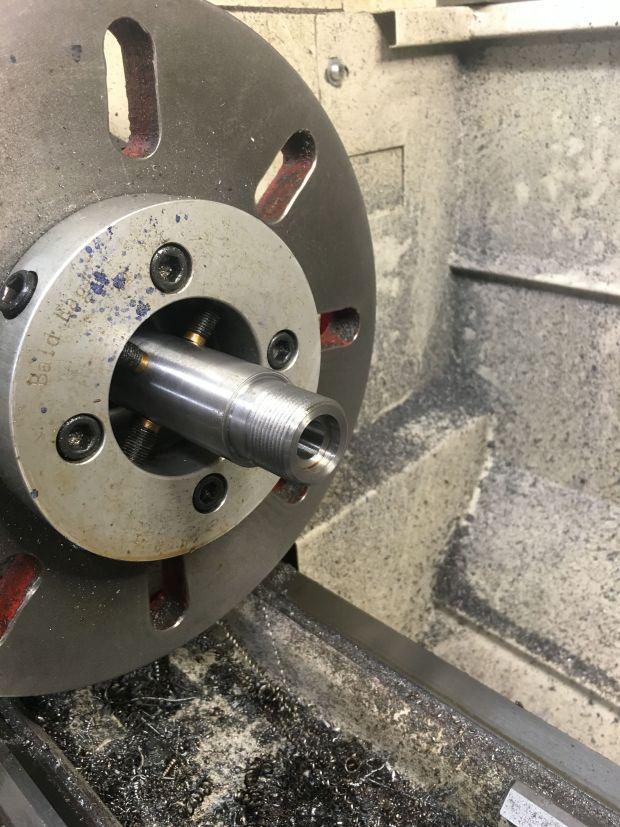 m40a3 chamber cut