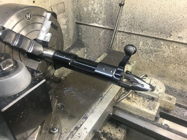 bolt stays open on nogo M700 7.62x39