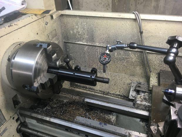 dialing in bolt for SAKo Rem 700 7.62x39