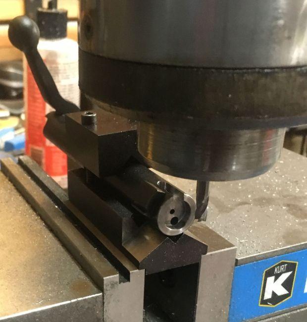 machining extractor groove sako Rem 700 7.62x39