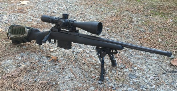 Savage 10 FCP-SR 2